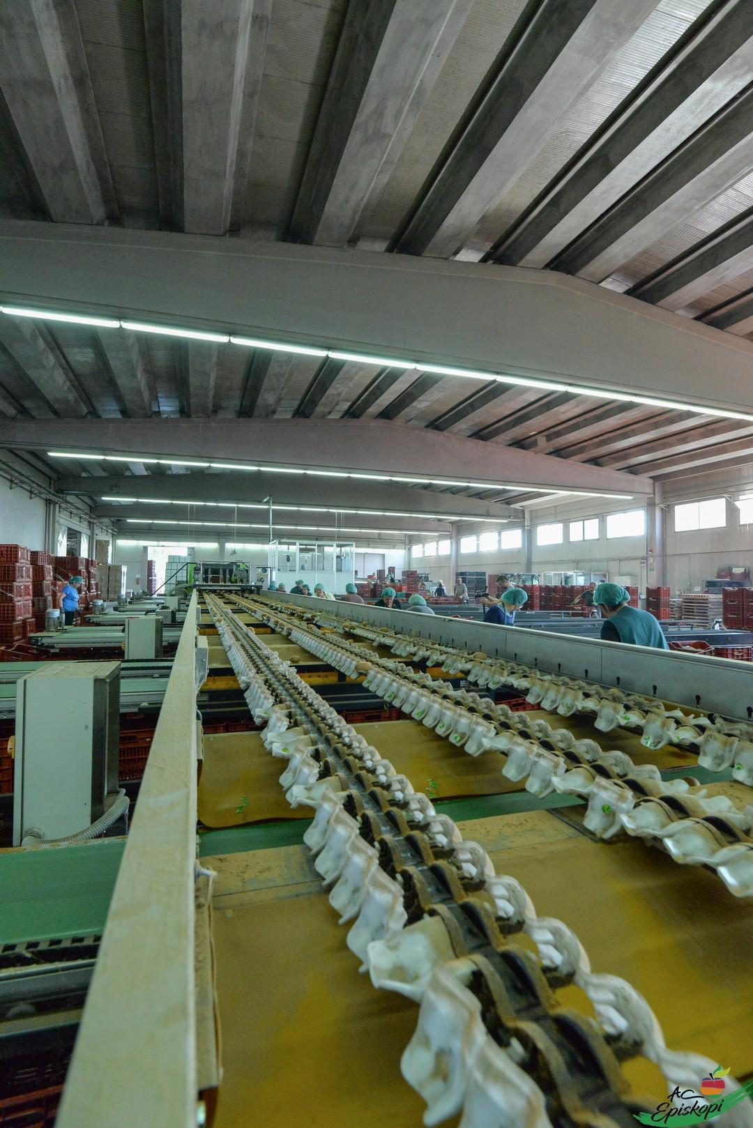 AC Episkopis - Facilities